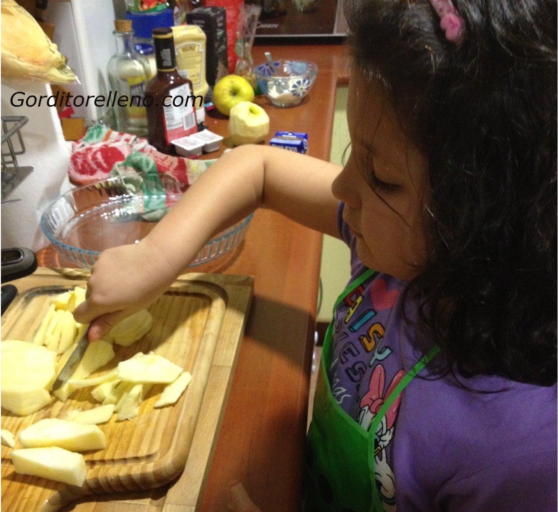 Recetas mi gordito relleno - Nina cocinando ...
