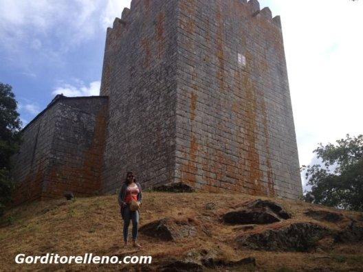 castillo museo en Friol